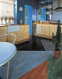 podlahové krytiny PVC