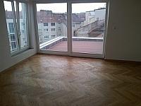 Pokládka dřevěné podlahy 1