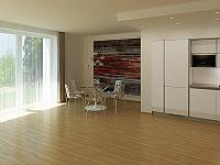 Oprava laminátové podlahy 1