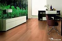 Laminátová podlaha ořech 3