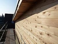 Dřevěné fasády Praha