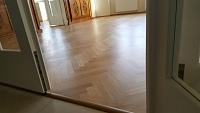 Náter na dřevěnou podlahu lak 3
