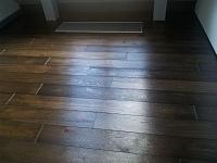 Náter na dřevěnou podlahu lak 4