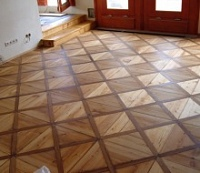 Náter na dřevěnou podlahu lak 6