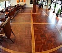 Nátěr na dřevěnou podlahu olej
