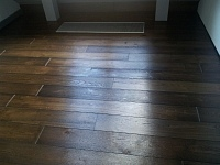 Nátěr na dřevěnou podlahu olej 4