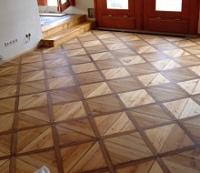 Nátěr na dřevěnou podlahu olej 6