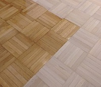 Nátěr na dřevěnou podlahu olej 7