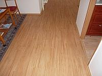 Pokládka dřevěné podlahy 2