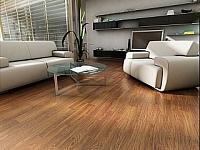 Laminátová podlaha dub 1