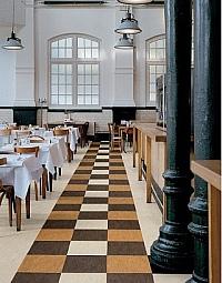 podlahová krytina marmoleum click