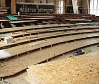 Renovace schodů z terasa 3