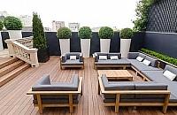 Venkovní dřevěné podlahy 1