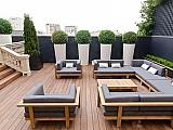 Venkovní terasy dřevěné