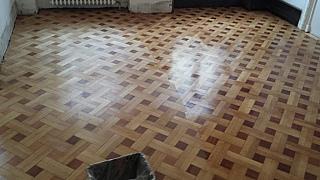 Broušení dřevěných podlah 8