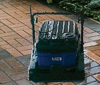 Hloubkové čištění podlah 1
