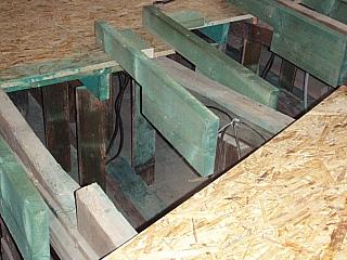 Rekonstrukce podlah Praha 2