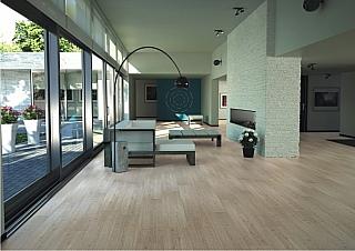 plovoucí dřevěné podlahy