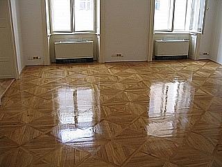 Pokládka plovoucí podlahy 10