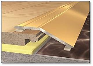 Přechodové lišty podlahové 4