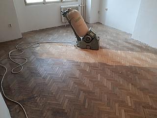 renovace dřevěných podlah 10