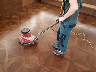 renovace dřevěných podlah 11