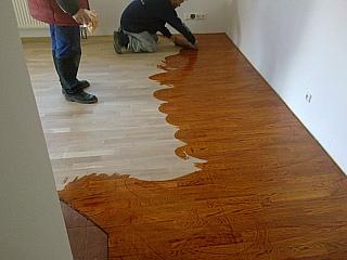 renovace dřevěných podlah 13