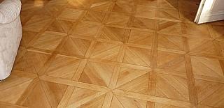 Broušení dřevěných podlah 1