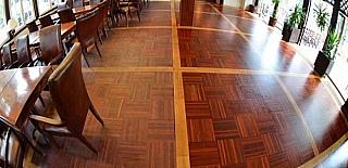 Broušení dřevěných podlah 2