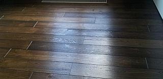 Broušení dřevěných podlah 3