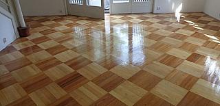 Broušení dřevěných podlah 4
