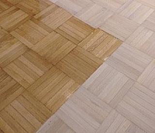Renovace dřevěných podlah 7