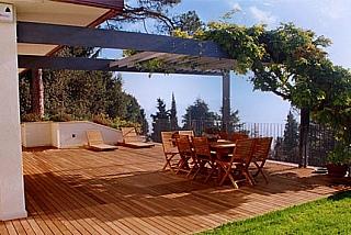 venkovní terasy ceník